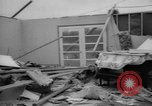 Image of tornado and flood United States USA, 1965, second 54 stock footage video 65675046628