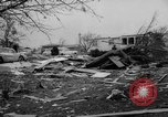 Image of tornado and flood United States USA, 1965, second 60 stock footage video 65675046628