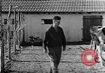 Image of Life in Zionist moshav and Kibbutz colonies Palestine, 1941, second 34 stock footage video 65675047424