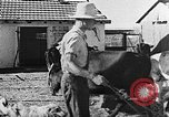 Image of Life in Zionist moshav and Kibbutz colonies Palestine, 1941, second 35 stock footage video 65675047424