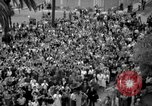 Image of collaborationist girls Menton France, 1944, second 11 stock footage video 65675048352