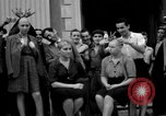 Image of collaborationist girls Menton France, 1944, second 18 stock footage video 65675048352