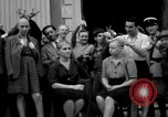 Image of collaborationist girls Menton France, 1944, second 20 stock footage video 65675048352