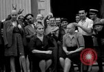 Image of collaborationist girls Menton France, 1944, second 22 stock footage video 65675048352