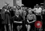 Image of collaborationist girls Menton France, 1944, second 24 stock footage video 65675048352