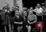 Image of collaborationist girls Menton France, 1944, second 25 stock footage video 65675048352