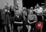 Image of collaborationist girls Menton France, 1944, second 26 stock footage video 65675048352