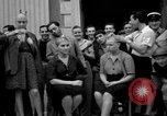 Image of collaborationist girls Menton France, 1944, second 27 stock footage video 65675048352