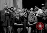 Image of collaborationist girls Menton France, 1944, second 29 stock footage video 65675048352