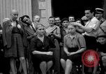 Image of collaborationist girls Menton France, 1944, second 31 stock footage video 65675048352