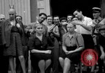 Image of collaborationist girls Menton France, 1944, second 34 stock footage video 65675048352