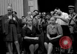 Image of collaborationist girls Menton France, 1944, second 35 stock footage video 65675048352