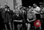 Image of collaborationist girls Menton France, 1944, second 36 stock footage video 65675048352