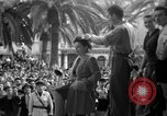 Image of collaborationist girls Menton France, 1944, second 38 stock footage video 65675048352