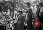 Image of collaborationist girls Menton France, 1944, second 39 stock footage video 65675048352
