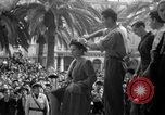 Image of collaborationist girls Menton France, 1944, second 40 stock footage video 65675048352