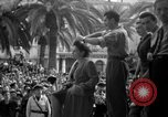 Image of collaborationist girls Menton France, 1944, second 42 stock footage video 65675048352