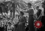 Image of collaborationist girls Menton France, 1944, second 45 stock footage video 65675048352