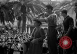 Image of collaborationist girls Menton France, 1944, second 49 stock footage video 65675048352