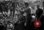 Image of collaborationist girls Menton France, 1944, second 50 stock footage video 65675048352