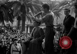 Image of collaborationist girls Menton France, 1944, second 51 stock footage video 65675048352