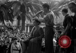 Image of collaborationist girls Menton France, 1944, second 53 stock footage video 65675048352