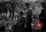 Image of collaborationist girls Menton France, 1944, second 57 stock footage video 65675048352