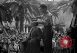 Image of collaborationist girls Menton France, 1944, second 60 stock footage video 65675048352