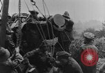 Image of British Royal Marines firing 15 inch howitzer France, 1916, second 54 stock footage video 65675048366