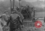 Image of British Royal Marines firing 15 inch howitzer France, 1916, second 62 stock footage video 65675048366