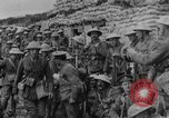 Image of British soldiers attack from their trenches France, 1916, second 53 stock footage video 65675048367