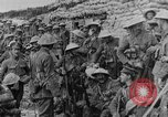 Image of British soldiers attack from their trenches France, 1916, second 56 stock footage video 65675048367