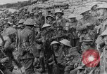 Image of British soldiers attack from their trenches France, 1916, second 57 stock footage video 65675048367