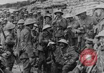 Image of British soldiers attack from their trenches France, 1916, second 58 stock footage video 65675048367