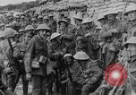 Image of British soldiers attack from their trenches France, 1916, second 59 stock footage video 65675048367