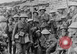 Image of British soldiers attack from their trenches France, 1916, second 60 stock footage video 65675048367