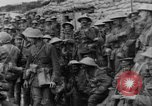 Image of British soldiers attack from their trenches France, 1916, second 61 stock footage video 65675048367