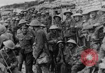 Image of British soldiers attack from their trenches France, 1916, second 62 stock footage video 65675048367