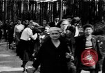 Image of Buchenwald concentration camp Weimar Germany, 1945, second 1 stock footage video 65675049037