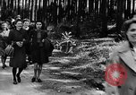 Image of Buchenwald concentration camp Weimar Germany, 1945, second 4 stock footage video 65675049037