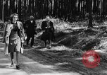 Image of Buchenwald concentration camp Weimar Germany, 1945, second 7 stock footage video 65675049037
