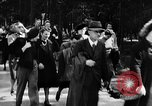 Image of Buchenwald concentration camp Weimar Germany, 1945, second 16 stock footage video 65675049037