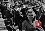 Image of Buchenwald concentration camp Weimar Germany, 1945, second 20 stock footage video 65675049037
