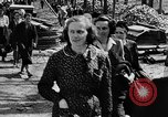 Image of Buchenwald concentration camp Weimar Germany, 1945, second 21 stock footage video 65675049037