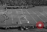Image of Football game of Carnegie Mellon versus Pittsburgh Pittsburgh Pennsylvania USA, 1938, second 5 stock footage video 65675049467