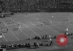 Image of Football game of Carnegie Mellon versus Pittsburgh Pittsburgh Pennsylvania USA, 1938, second 7 stock footage video 65675049467