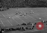 Image of Football game of Carnegie Mellon versus Pittsburgh Pittsburgh Pennsylvania USA, 1938, second 10 stock footage video 65675049467
