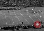 Image of Football game of Carnegie Mellon versus Pittsburgh Pittsburgh Pennsylvania USA, 1938, second 13 stock footage video 65675049467
