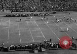 Image of Football game of Carnegie Mellon versus Pittsburgh Pittsburgh Pennsylvania USA, 1938, second 14 stock footage video 65675049467