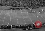 Image of Football game of Carnegie Mellon versus Pittsburgh Pittsburgh Pennsylvania USA, 1938, second 15 stock footage video 65675049467